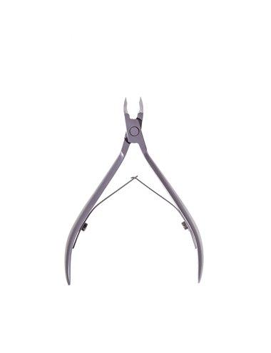 Nożyczki do skórek - Solingen - profilowane, satynowe