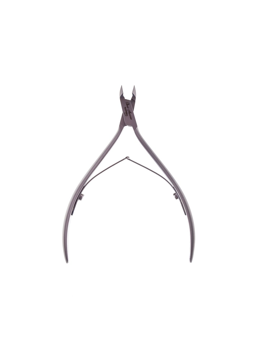 Cążki do skórek PRO - Solingen - podwójna sprężyna, ostrze 5 mm